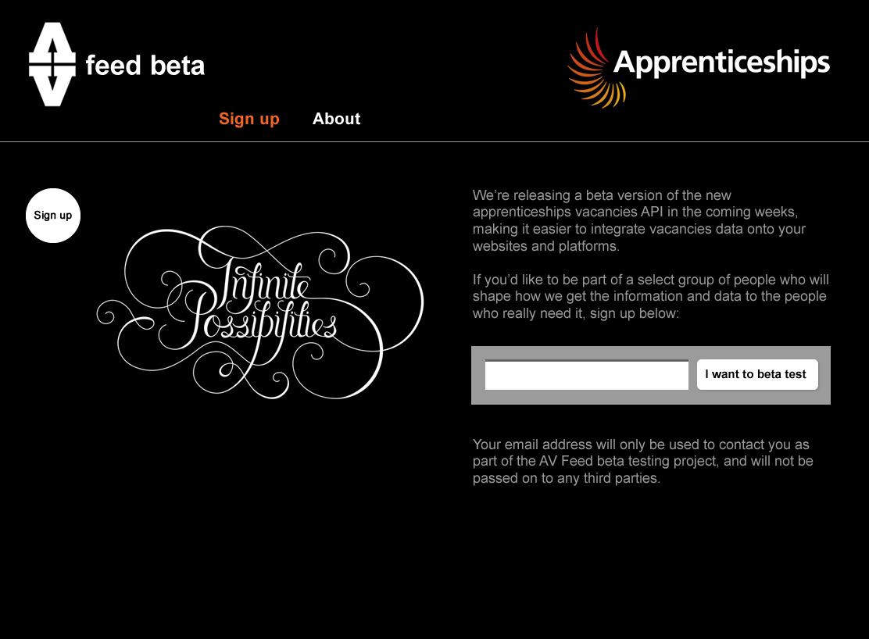 Apprenticeships AV Feed