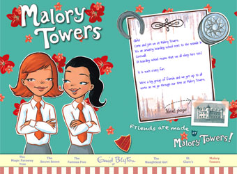 Enid Blyton: Malory Towers